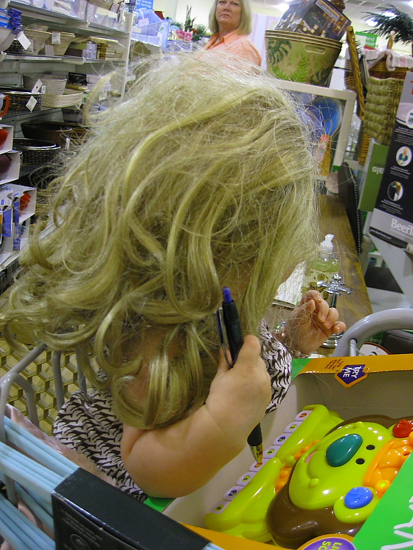 saylor hair